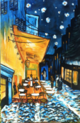 "Van Gogh "" Café Terrace at Night""- Special Event"